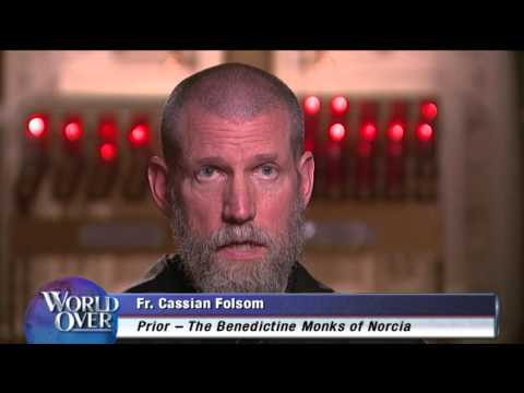 World Over - 2015-06-04 - Norcia Monks Gregorian Chant, Fr. Cassian Folsom with Raymond Arroyo