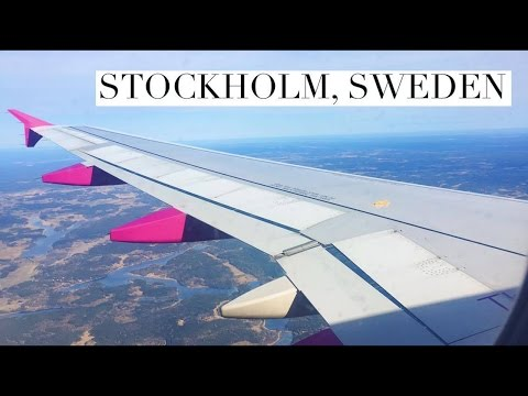 TRAVEL MONTAGE - Stockholm, Sweden 2017