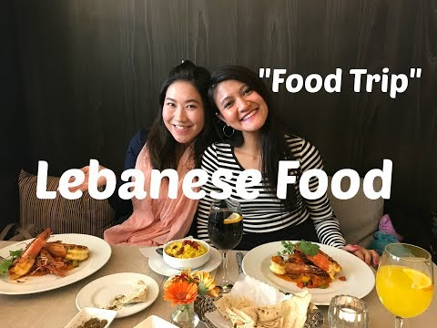 German, Hong Kongers and Indonesian try Lebanese Food | One thing that I don't like