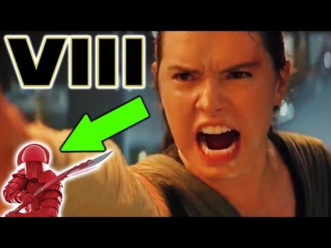 Download Youtube: New Star Wars The Last Jedi International TV Spot and Breakdown