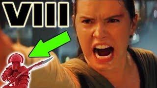 New Star Wars The Last Jedi International TV Spot and Breakdown