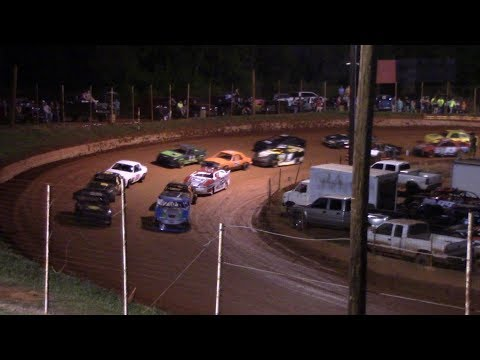 Winder Barrow Speedway Stock Four  Cylinders B's Race 4/13/19