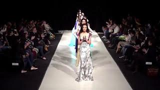Fashion Week / Показ Наиль Байкучуков - Лучшие модели города Бишкек