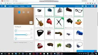 My NEW ROBLOX Avatar!!!! (800 robux)