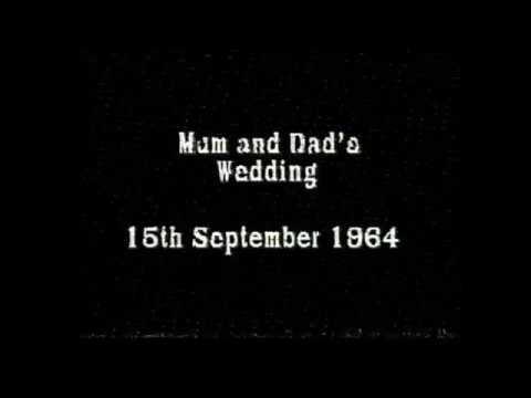 Barry Jackson & Maureen Atherton Wedding