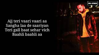 Vaari (Lyrics) - The PropheC