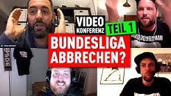 22 statt 18 Teams? Die Bundesliga-Pläne der DFL! | FUSSBALL 2000 & CORONA - die Video-Konferenz