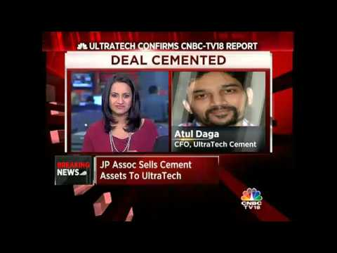 JP Associates Sells Cement Assets To UltraTech