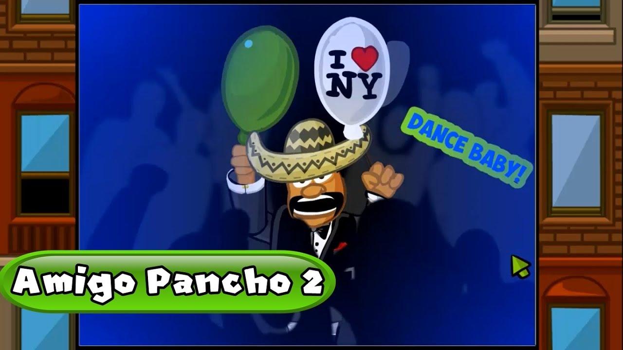 amigo pancho 2 parte 2 final llegamos a la fiesta