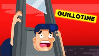 The Guillotine - Worst Punishments in the History of Mankind