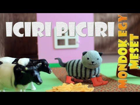 Iciri-Piciri mese | online mesék - Mesekuckó