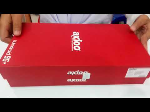 Unboxing Axioo Windroid 9G+