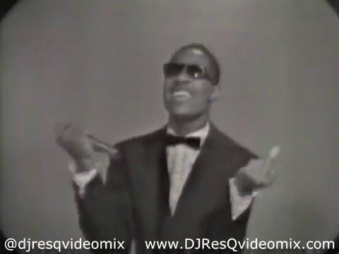 Stevie Wonder -  Uptight Acapella (@djresqvideomix edit)