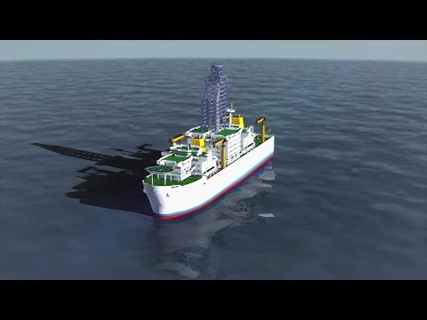 Research vessel to drill Earth's mantle