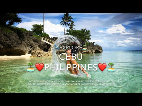 PHILIPPINES Travel The Most Amazing place CEBU Viaggio nelle Filippine experience fun holidays