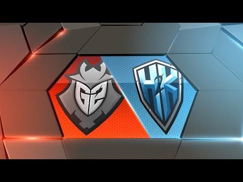 G2 vs H2K Highlights - Week 7 EULCS Summer