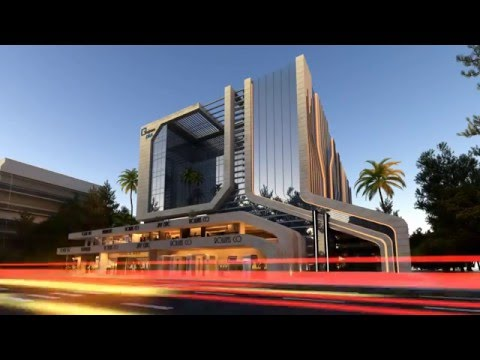 BUSINESS PLUS Administrative & Commercial Building in New Cairo