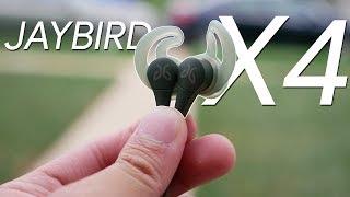 Jaybird X4 Wireless Sport Headphones hands-on: a waterproof design finally