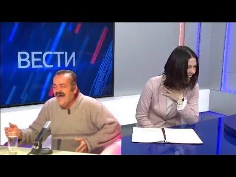 Ведущая рассмеялась, читая новость про выплаты пособий льготникам