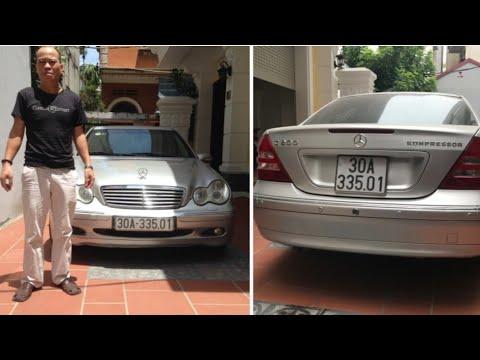 (Đã bán) Mercedes C200 2003 | tư nhân chính chủ, biển HN