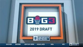 BIG3 Season 3 Draft | Full Coverage
