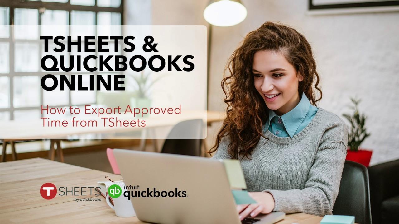 FAQ: How to Export Timesheet Data to QuickBooks Online