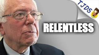 Will The Left Keep Smearing Bernie
