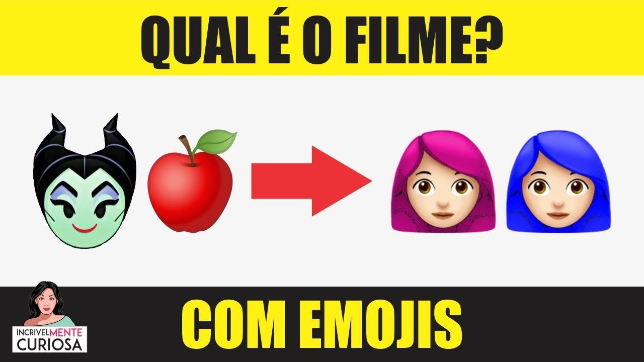 Filme In Emojis