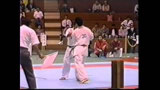 2002年4月佐藤塾全日本大会2回戦.