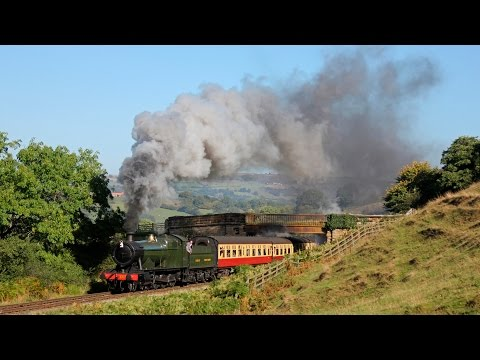 North Yorkshire Moors Railway - Autumn Steam Gala 2014