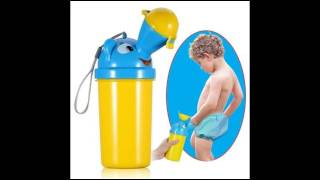 Momentures Best Potty Trainer Mini Urinal for Boys