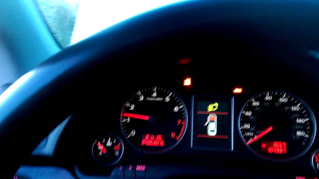 Audi 2 0 Tfsi B7 Shaking Vibrating Engine You