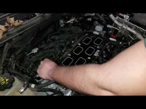 2015 Chrysler 200S V6, Oil Leak At 100k Miles, How To Replace The Oil Cooler