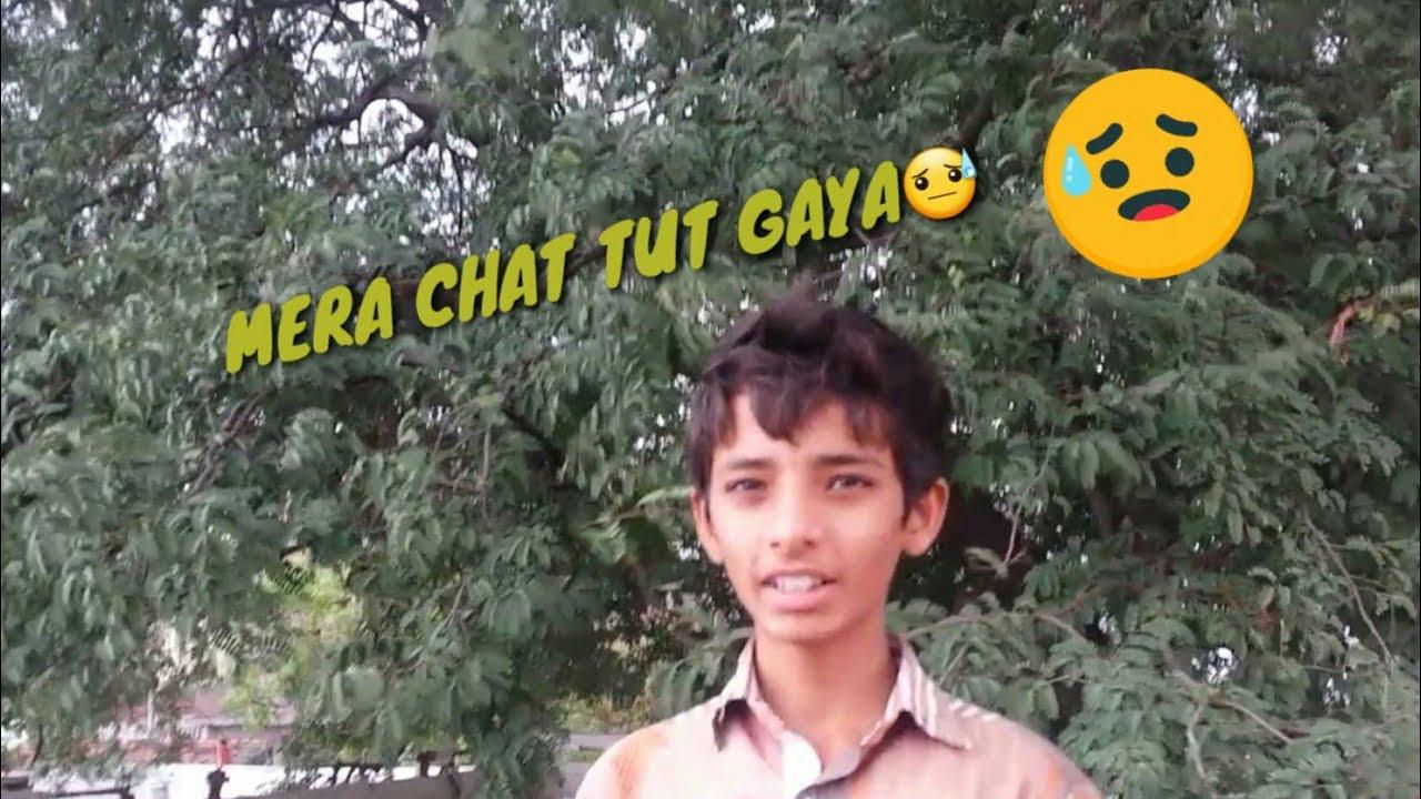 Download GARMI ME BARISH KA MAZA 😊😀😃DURING LOCKDOWN 🏠🏠 .//mera chat tut gaya  میرا چھت ٹوٹ گیا