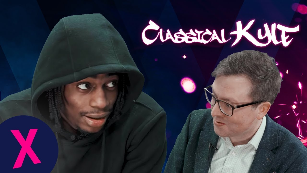 Download Russ Explains 'Gun Lean' To A Classical Music Expert | Classical Kyle | Capital XTRA