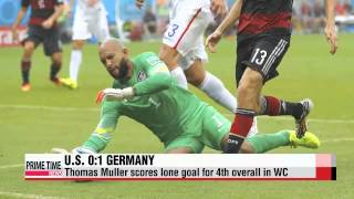 World Cup: U.S. vs. Germany