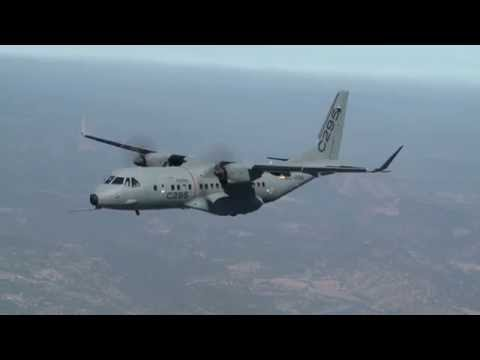 C295W now equipped with Winglets