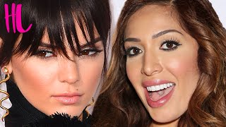 Kendall Jenner Disses Farrah Abraham After Nicki Minaj Feud