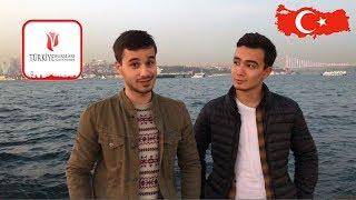 бесплатное обучение в Турции. Стипендиальная программа Türkiye Burslar