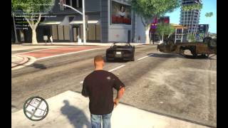 GTA: ViIV - CitizenIV Multiplayer - TEST