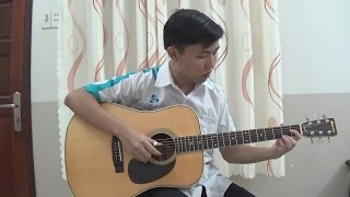 (Bích Phương) Mình yêu nhau đi (with TAB) Fingerstyle Guitar Cover by Tran Quoc Huy