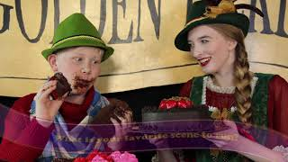 ACT Willy Wonka Interviews