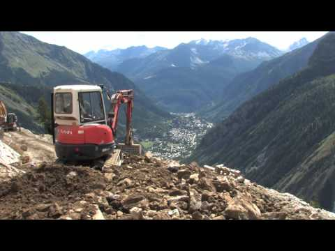 Skyway Monte Bianco | Il cantiere tra le nuvole
