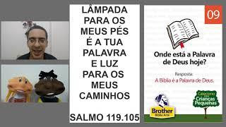 Catecismo para Crianças Pequenas - Pergunta 09