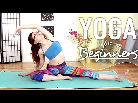 Yoga For Stress Relief – Beginners Yoga For Stress & Anxiety Relie…