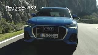The New Audi Q3 Bolzano, Italy 2019
