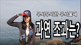 [물꼬양 루어낚시]태안 만리포 우측갯바위 포인트/물고기…