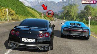 Forza Horizon 4 - 1,100HP ! Nissan GT-R R35 | Goliath Race Gameplay