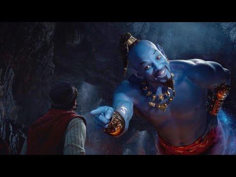 ¿Por qué los fans odian al genio de Will Smith en Aladdin?