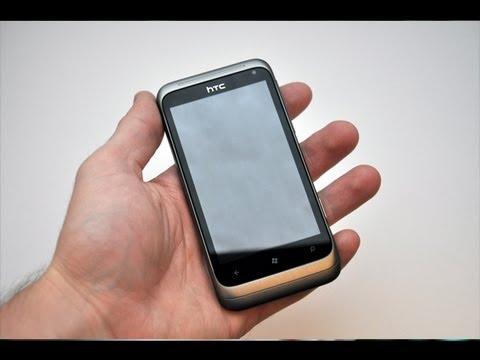 Test du HTC Radar - par Test-Mobile.fr
